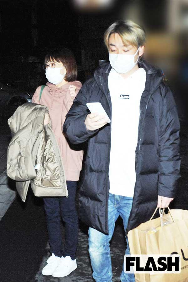 小林麻耶 離婚報道前に見ていた國光吟氏の異変…暗い表情、周囲キョロキョロ