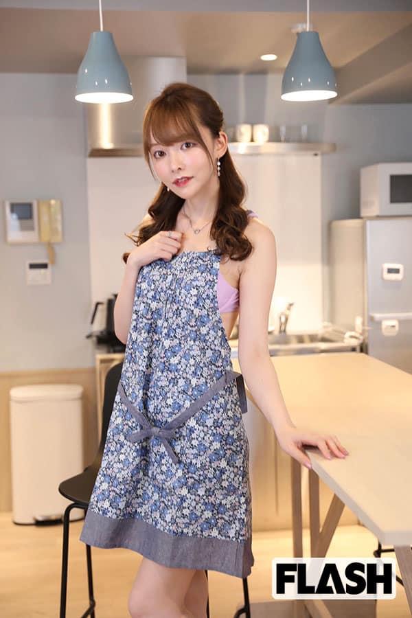 【同棲彼女】春名美波、初恋はディカプリオ「守ってくれる人が好き」