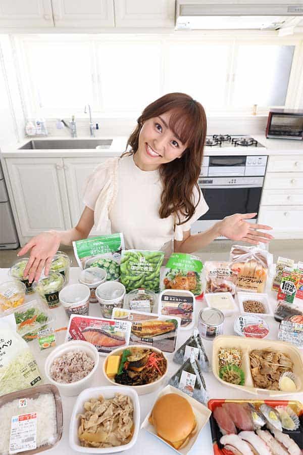 コンビニ&外食だけの「ダイエットメニュー」ミス・ユニバースジャパンのファイナリストが指南!