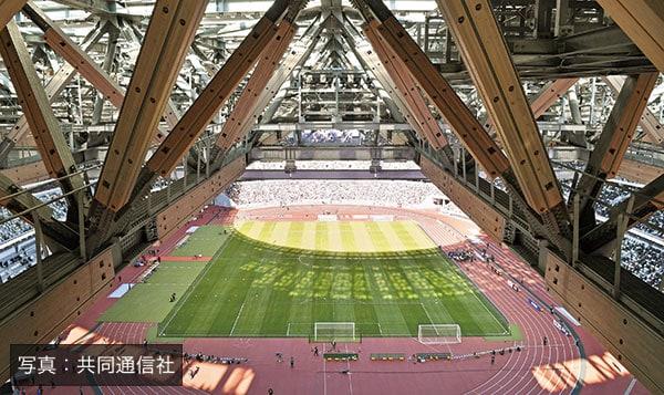 東京五輪の舞台「国立競技場」完成までの軌跡1137日完全密着