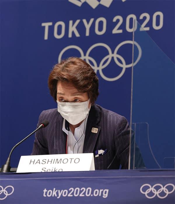 橋本聖子も愕然…五輪関係者、辞任と解任続々で「身体検査が甘すぎる!」