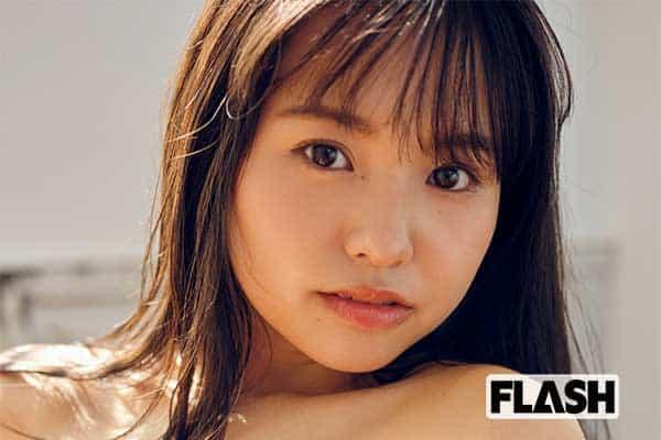 NMB48本郷柚巴がグラビア界に参戦「次は銭湯で!」