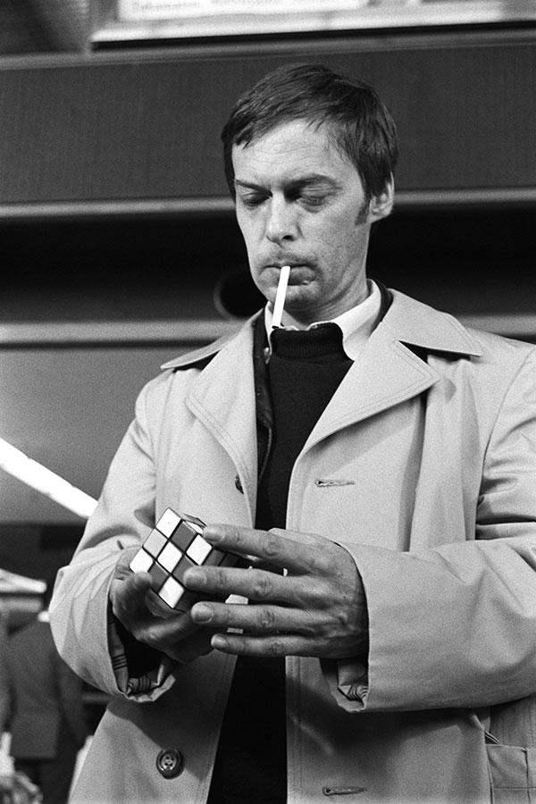 ルービックキューブ発明者、30年前の来日を回顧「動物園の人気者みたい」/7月25日の話