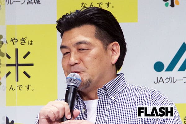 サンド富澤、開会式中継「炎上した人で聖火を」発言、NHKから怒られていた