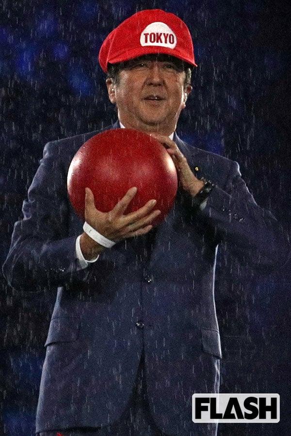 安倍晋三前首相、あんなにハシャいでたのに「五輪ツイート」いまだにゼロ