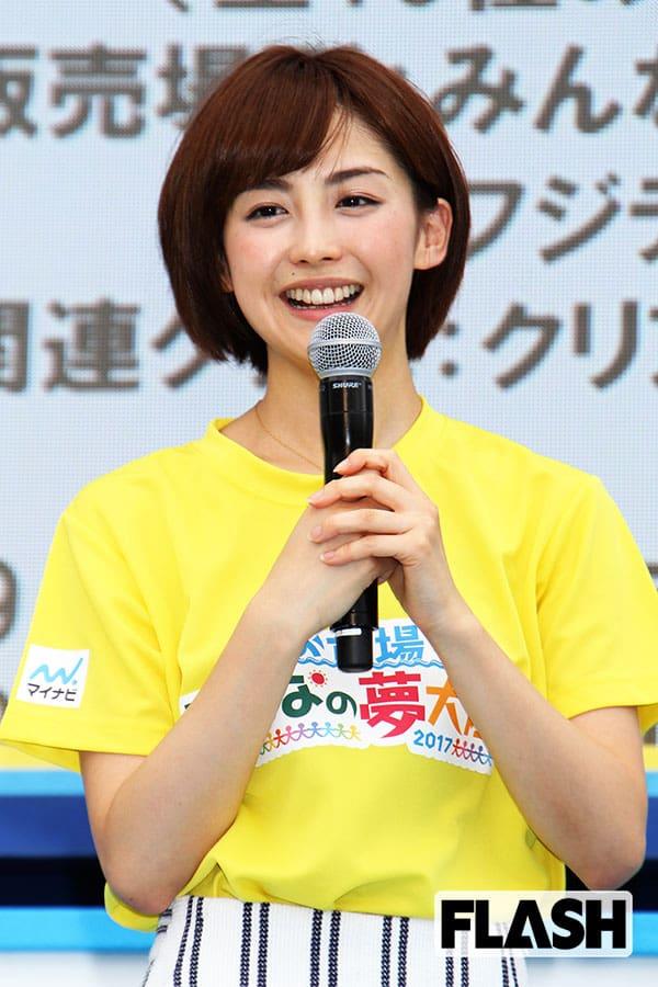 """宮司愛海アナ 五輪MC """"再多忙"""" のワケ、「取材メモをノートにまとめる」努力家の素顔"""