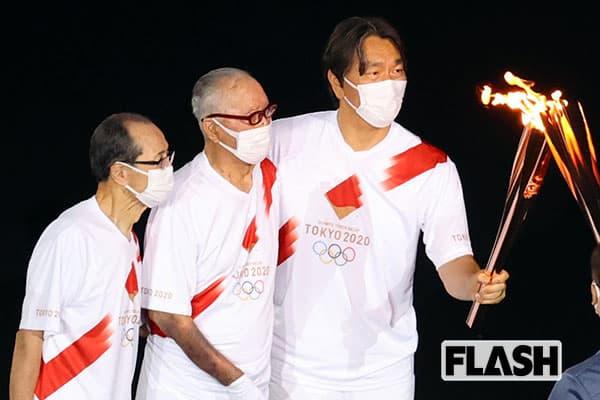 松井秀喜、聖火ランナー最終走者に内定していた…米国で報道された「ゴジラ計画」