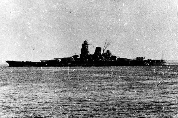 戦艦「武蔵」艦内ではアイスが食べられクーラーも完備/8月5日の話