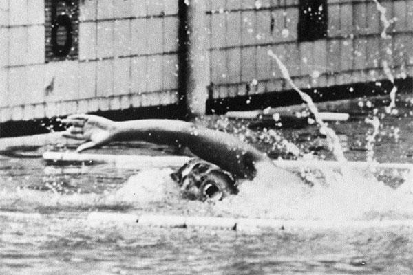 日本が失った水泳「幻の世界記録」五輪開催のいまこそ知っておきたい/8月6日の話
