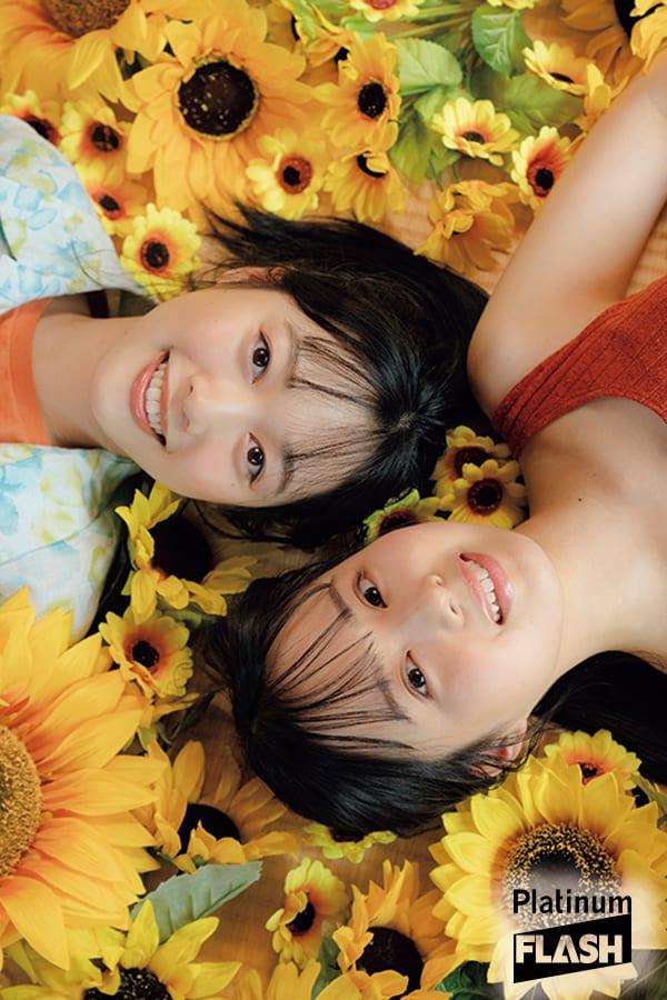 乃木坂46 北川悠理×佐藤璃果 雰囲気は似てるけど別物!「2人をモノで例えたらこうなった!」