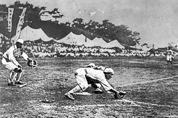 野球をすれば「脳が停滞」…朝日新聞が展開した「野球害毒論」の中身/8月29日の話