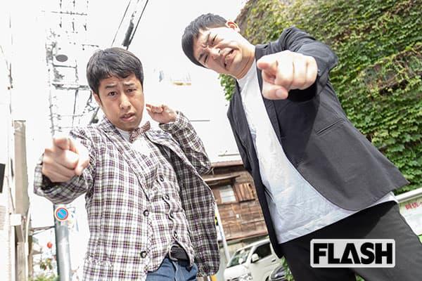 """M-1本命・ウエストランド 事務所の先輩・爆笑問題からの """"エール"""" をぶつけてみた「田中さんのほうが冷たい…」"""