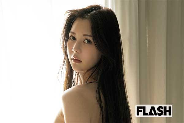 セクシー女優・白峰ミウ、給食のおばちゃんだった過去「小学生の笑顔が嬉しかった」