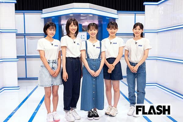 TBS「女優になる日」主演デビュー決定…飯沼愛「上を目指して頑張りたい」