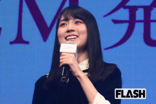 乃木坂46新センター賀喜遥香「メンバーに猫耳をつけたい」