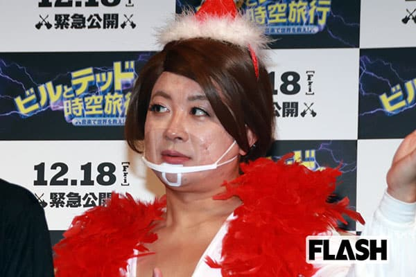 チョコプラ松尾、IKKOからもらった衣装総額は200~300万円「ヘビロテは3つ」