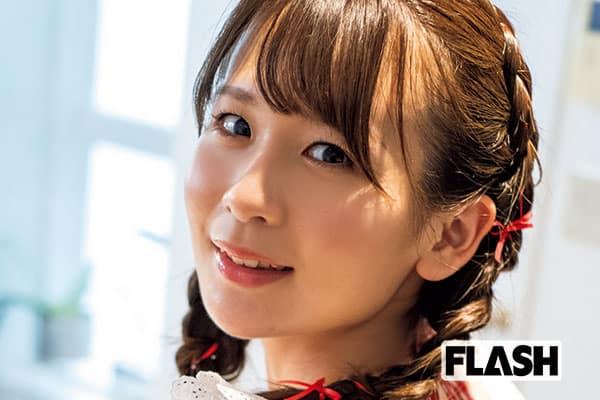 事務所スタッフからアイドルに返り咲きの中川珠里、ビキニ姿が天使過ぎると話題