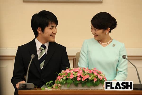 眞子さま結婚発表も小室圭さん沈黙…就職先の法律事務所は「何も答えられない」