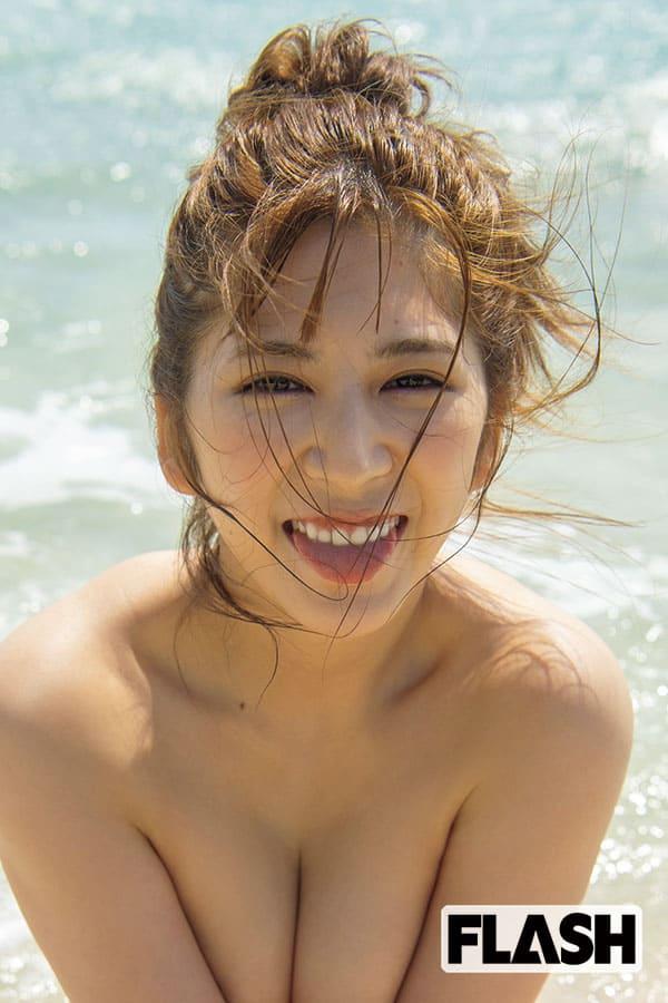 元モデルのセクシー女優・七ツ森りり「私の初めて」