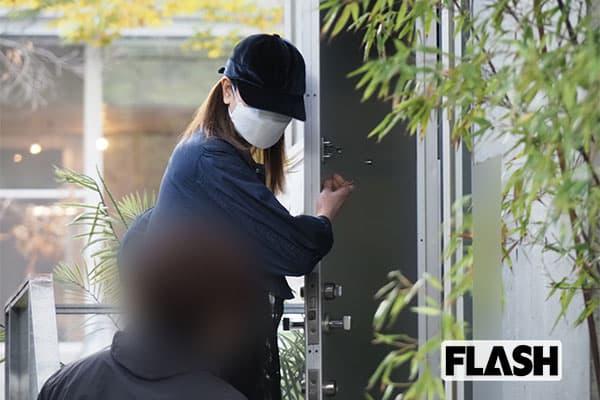 片瀬那奈 契約解除から1週間…薬物疑惑を初直撃!周囲で8人逮捕、本誌記者に「ごめんなさい」と頭を下げた籠城生活の今
