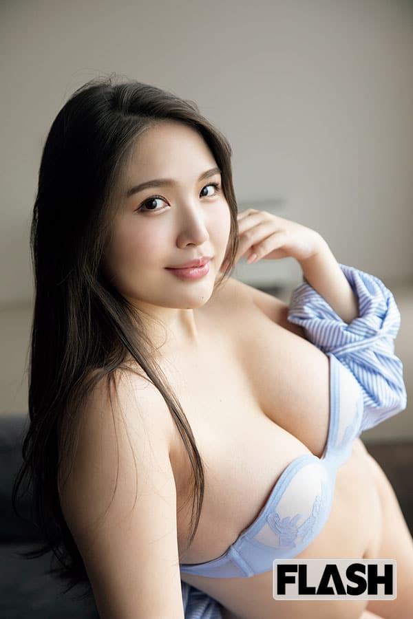 水咲優美「フィギュア級バスト」