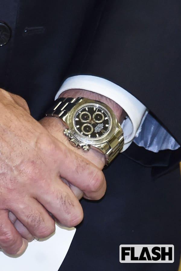 """岸田首相が総裁選直前に外した """"本命時計"""" である「ロレックス デイトナ」。1988年当時の定価は50万円ほどだったが、今では品番によって1000万円を超えることも"""